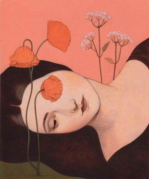 Pierre Mornet woman with poppies.jpeg
