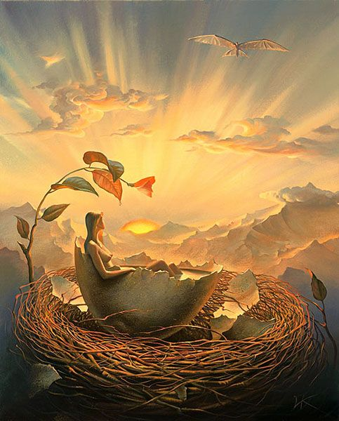 vladimir kush birth of love.jpeg