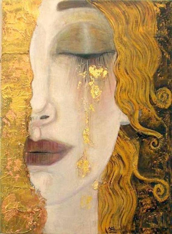 Freyas Tears by Gustav Klimt.jpg