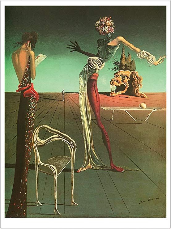 Salvador Dali woman with a head of roses.jpg