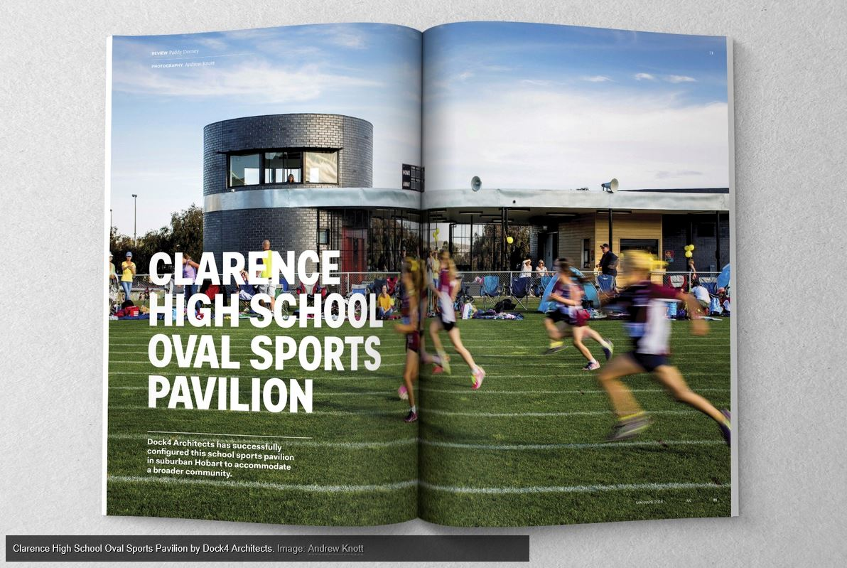 CLARENCE HIGH SPORTS PAVILION -