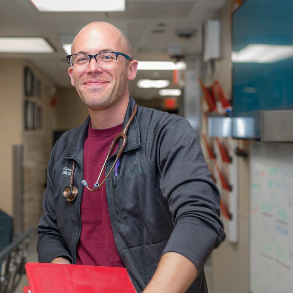 Gregory Richardson, MD - Fellowship in Wilderness Medicine at UCSF FresnoResidency: Resurrection EMMedical School: Chicago Medical SchoolUndergraduate: Marquette UniversityHometown: Elgin, ILHobbies: concerts, running, wilderness med!