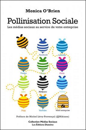 Préface de Pollinisation Sociale (Monica O'Brien) - À l'instar des abeilles transportant les grains de pollen et rendant possible la fécondation, la pollinisation sociale est la stratégie de dispersion la plus efficace pour les marques et les entreprises. En publiant leurs contenus via les médias sociaux, elles donnent à leurs messages la possibilité de porter plus loin et plus vite que ne le permettent les techniques de marketing traditionnelles.Autrefois, le public s'informait sur les marques en se dirigeant vers les sites des entreprises ; de nos jours, les médias sociaux sont devenus la principale source d'information sur ce sujet. Pour répondre à ce phénomène, les entreprises créent du contenu facilement partageable sur les nombreuses plateformes sociales.Epuisé