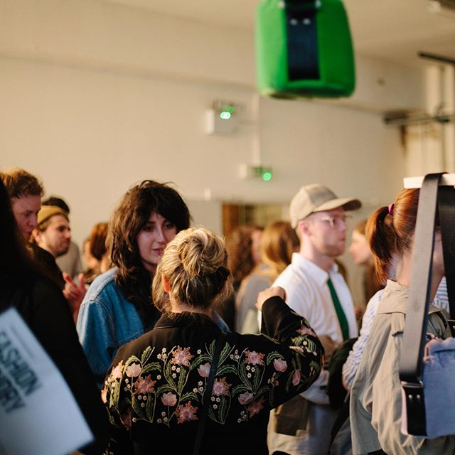 #TB to this time two weeks ago when we were getting ready to open our doors at Civic House - unveiling the work by three designers created during the Fashion Foundry Programme curated and produced by @clubhouseparadiso - @rosella.may @nadia_studio @studio_hayleymcsporran - 📷 @munjirivideos