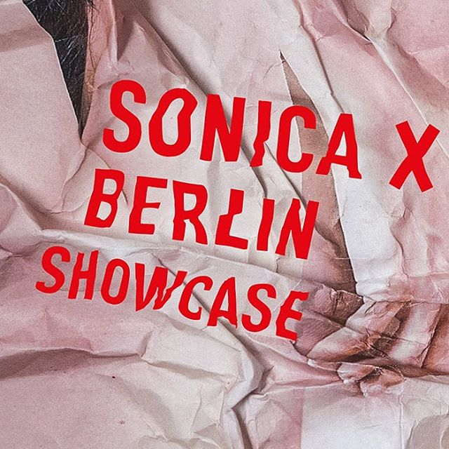 SONICA goes to Berlin! This Saturday, on November 3 we are hosting an event with our friends at ZK/U! ♤ Lineup: SHED / PINCH / WARREGO VALLES / INKKE / GAŠPER TORKAR / KEPLER ♧ Location: ZK/U - Zentrum für Kunst und Urbanistik, Siemensstrasse 27 ◇ Time: 10 PM  See you there!  @zku.berlin @warregovalles @kamizdat @inkke_ @rec_room_berlin #shed #sonica #berlin #zku #mota @mota.museum @gaspertorkar