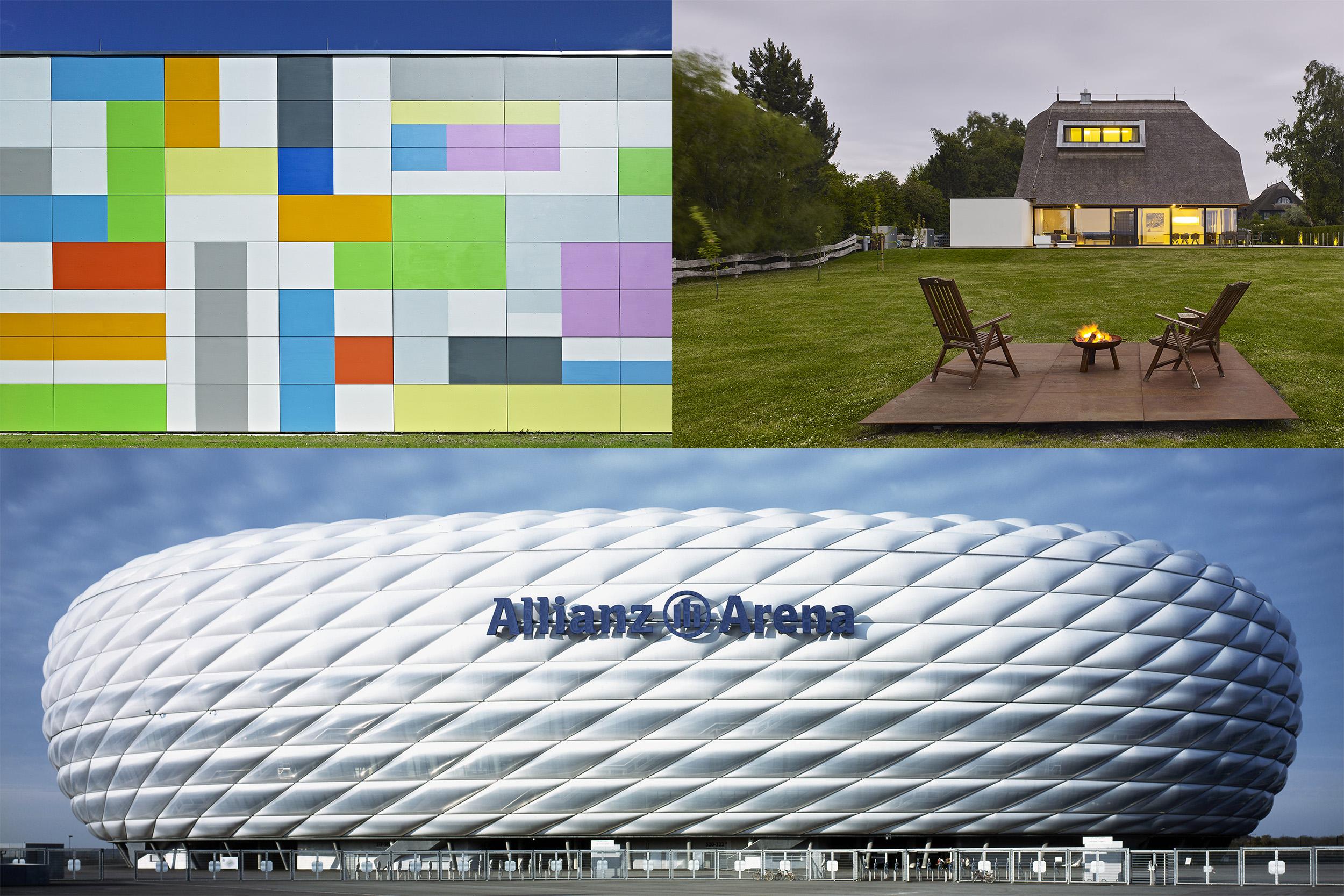 Grundlagen - Architekturfotografie