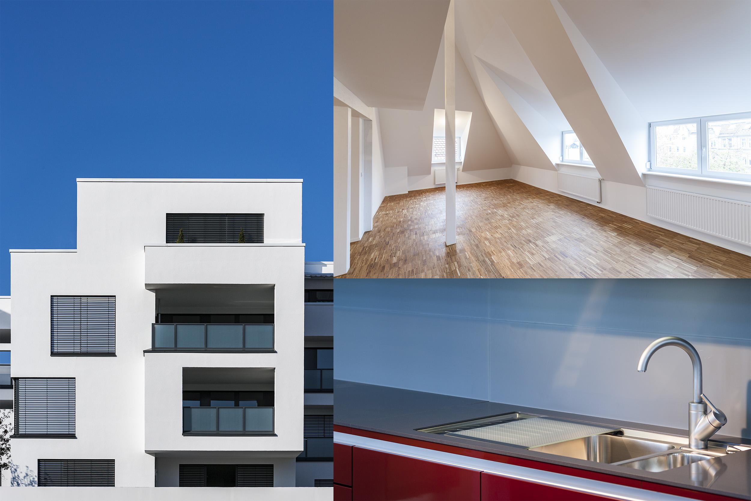 Immobilien - Architekturfotografie