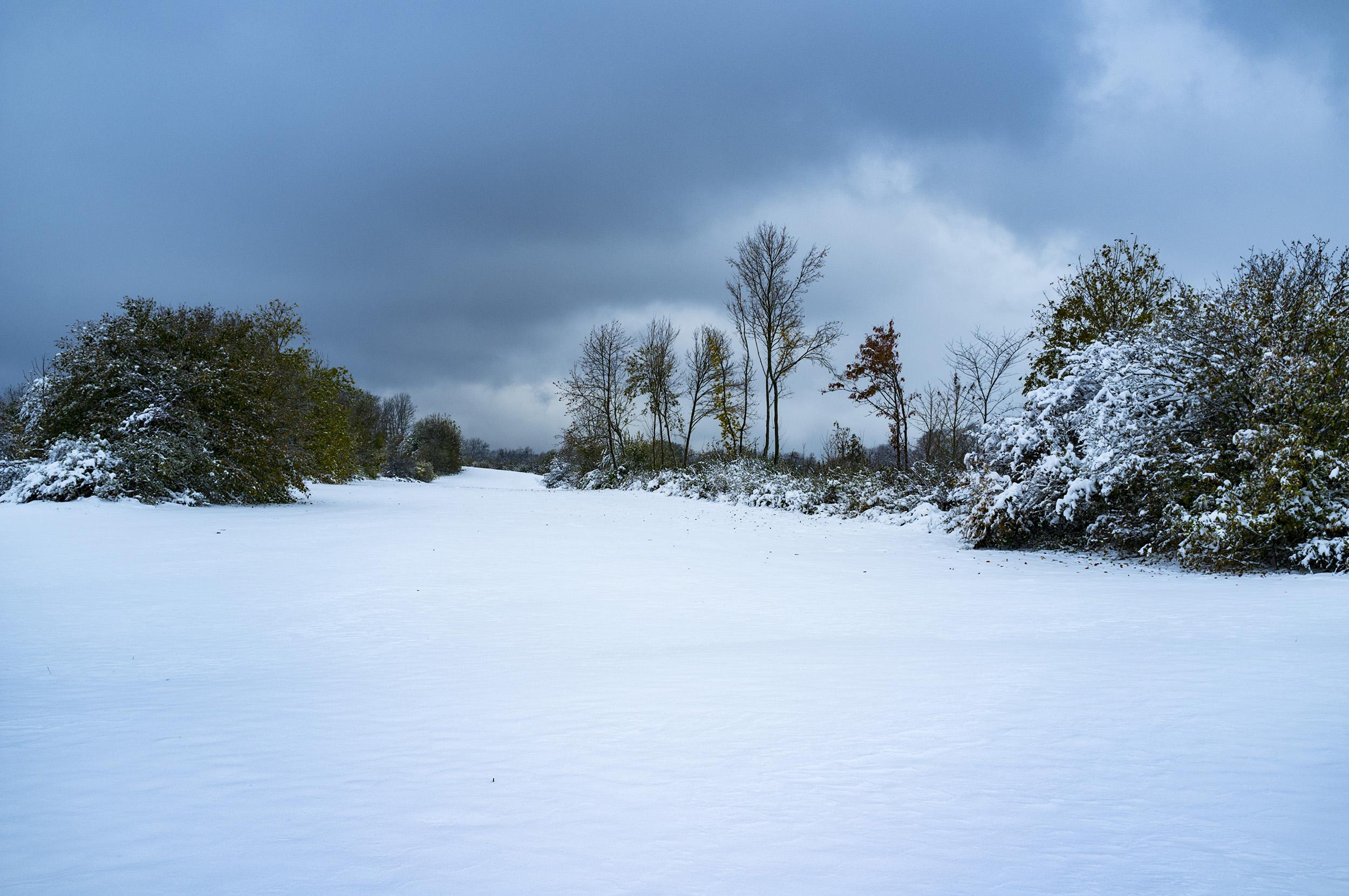 Winter - Landschaftsfotografie