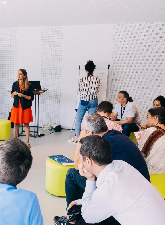 Workshops & Masterclass - Pour mettre en pratique en expérimentant.