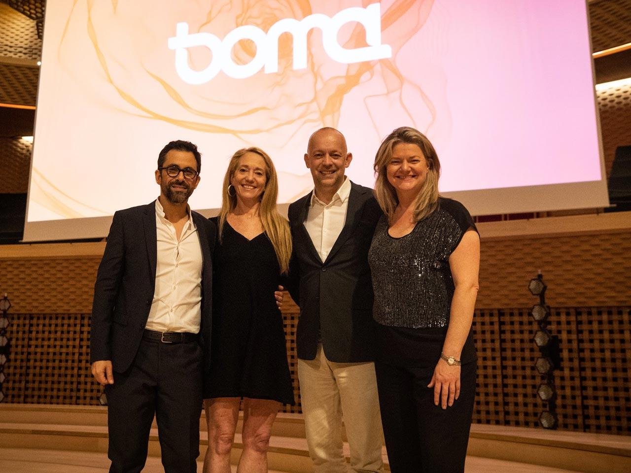 Notre équipe - L'équipe de Boma France est constituée de profils avides d'accompagner ceux qui imaginent le monde de demain.Lire la suite