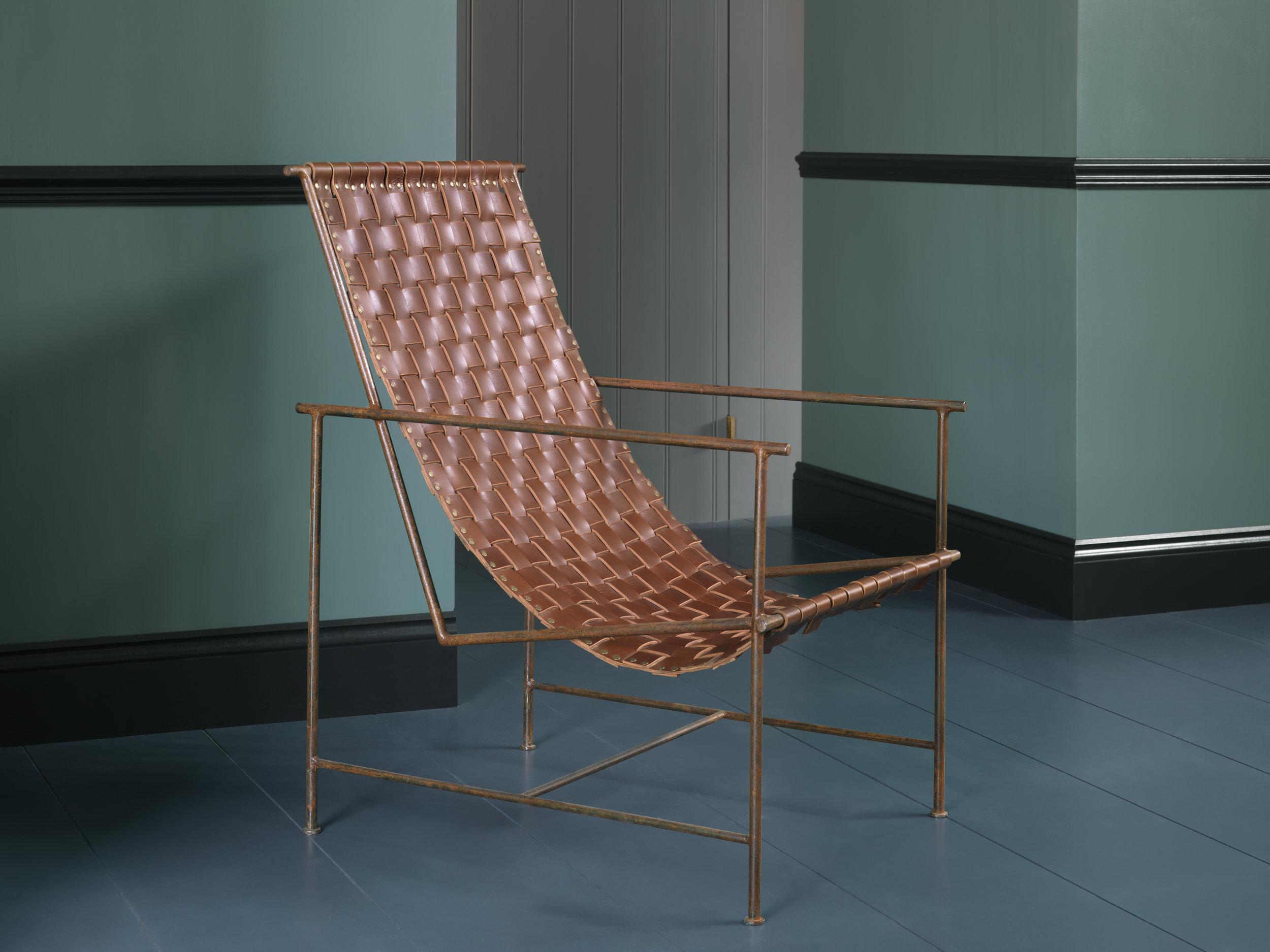 Lattice Sling Chair -