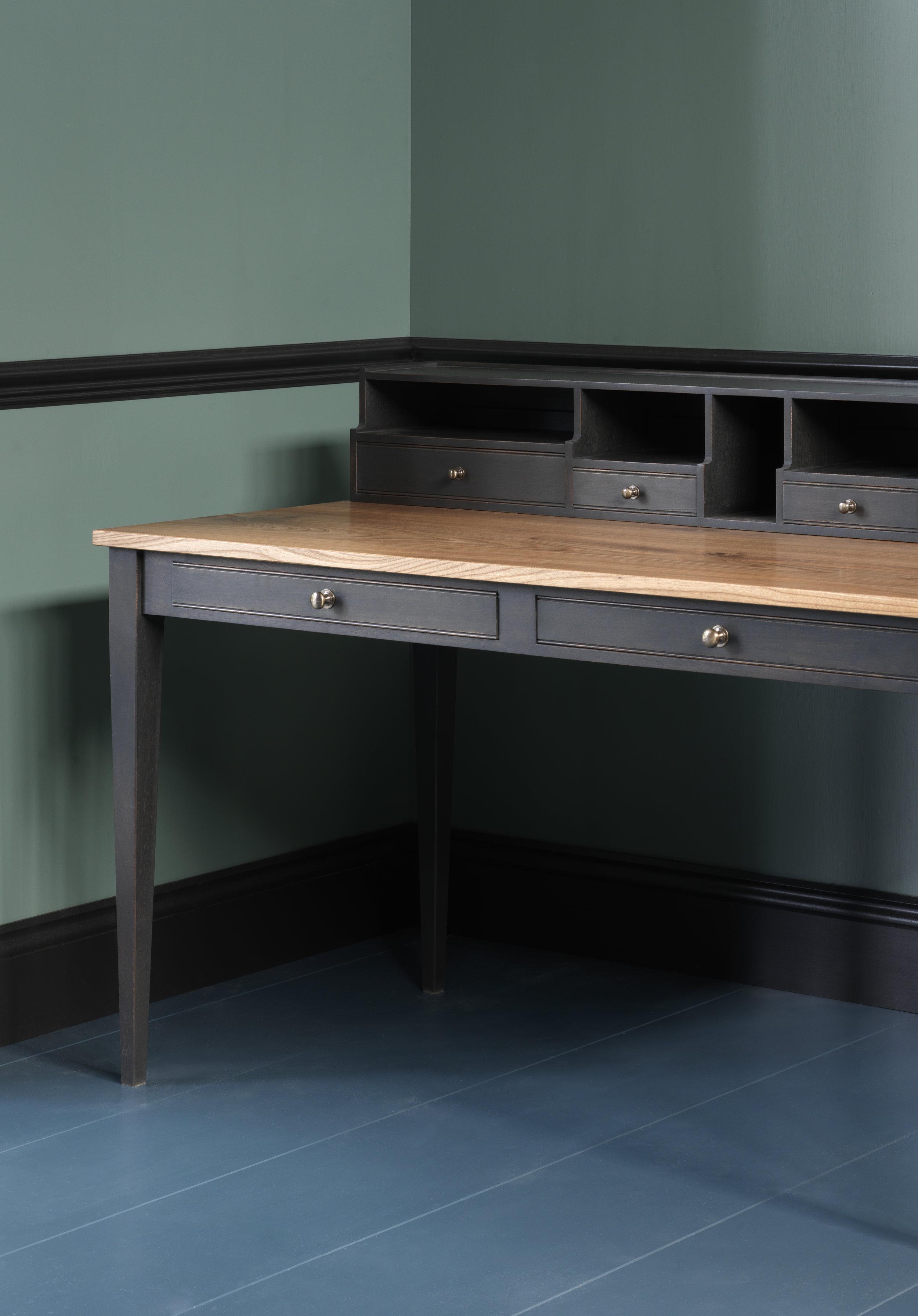 Pigeon Hole Writing Desk -