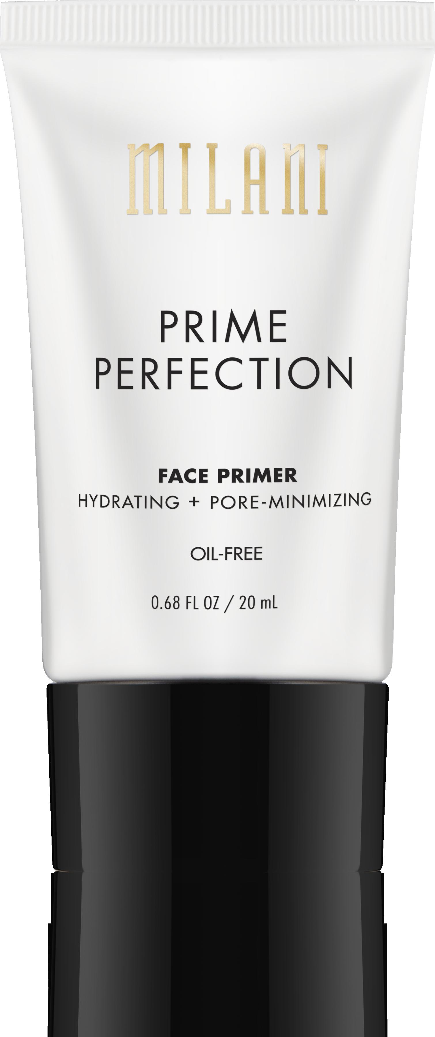 Prime Perfection Hydrating + Pore-Minimizing Face Primer from Milani