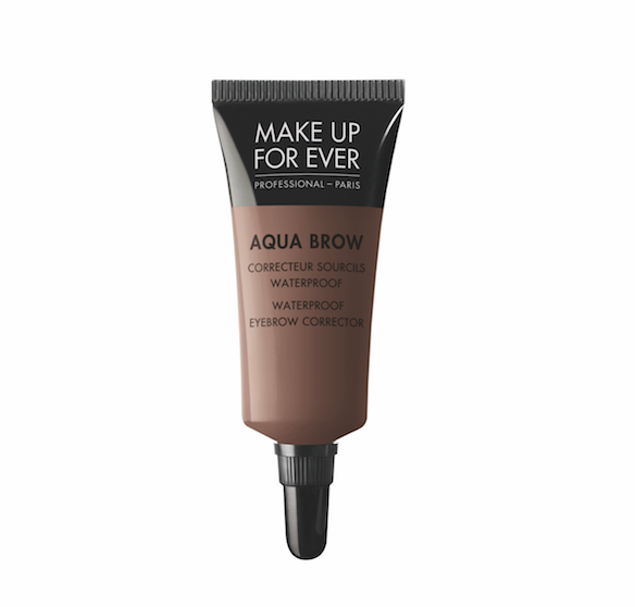 Aqua Waterproof Eyebrow Corrector in Light Brown from Make up For Ever