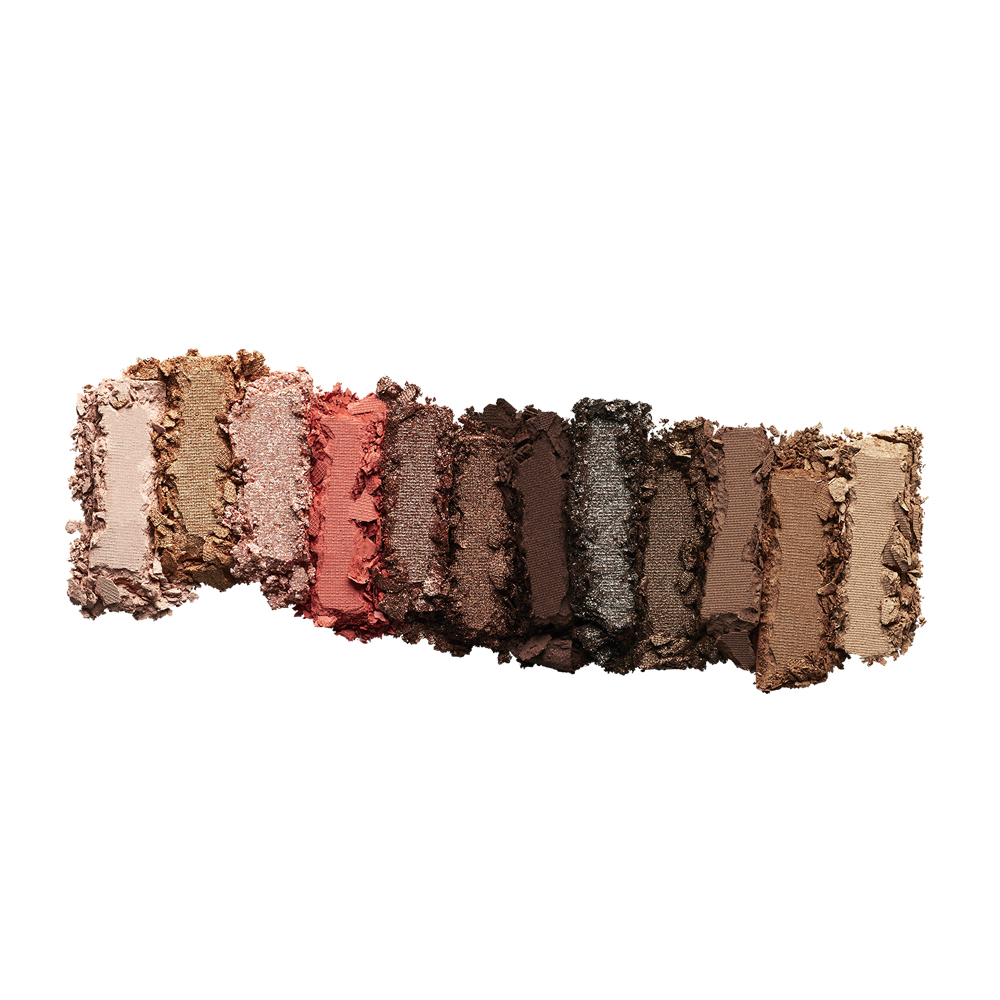 Eyeshadows from the Urban Decay naked reloaded palette