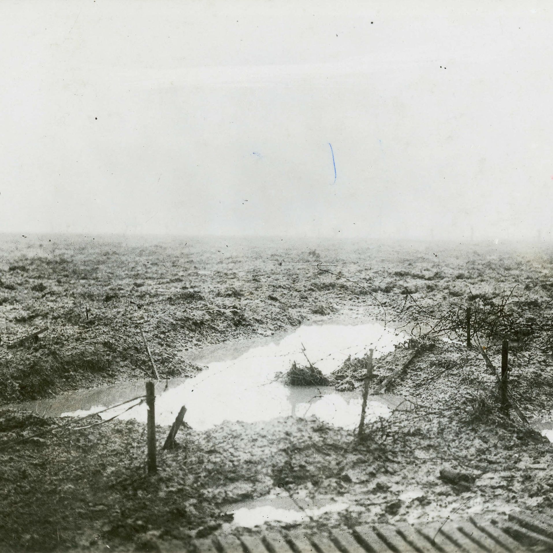 The Disappearance of the Battlefield