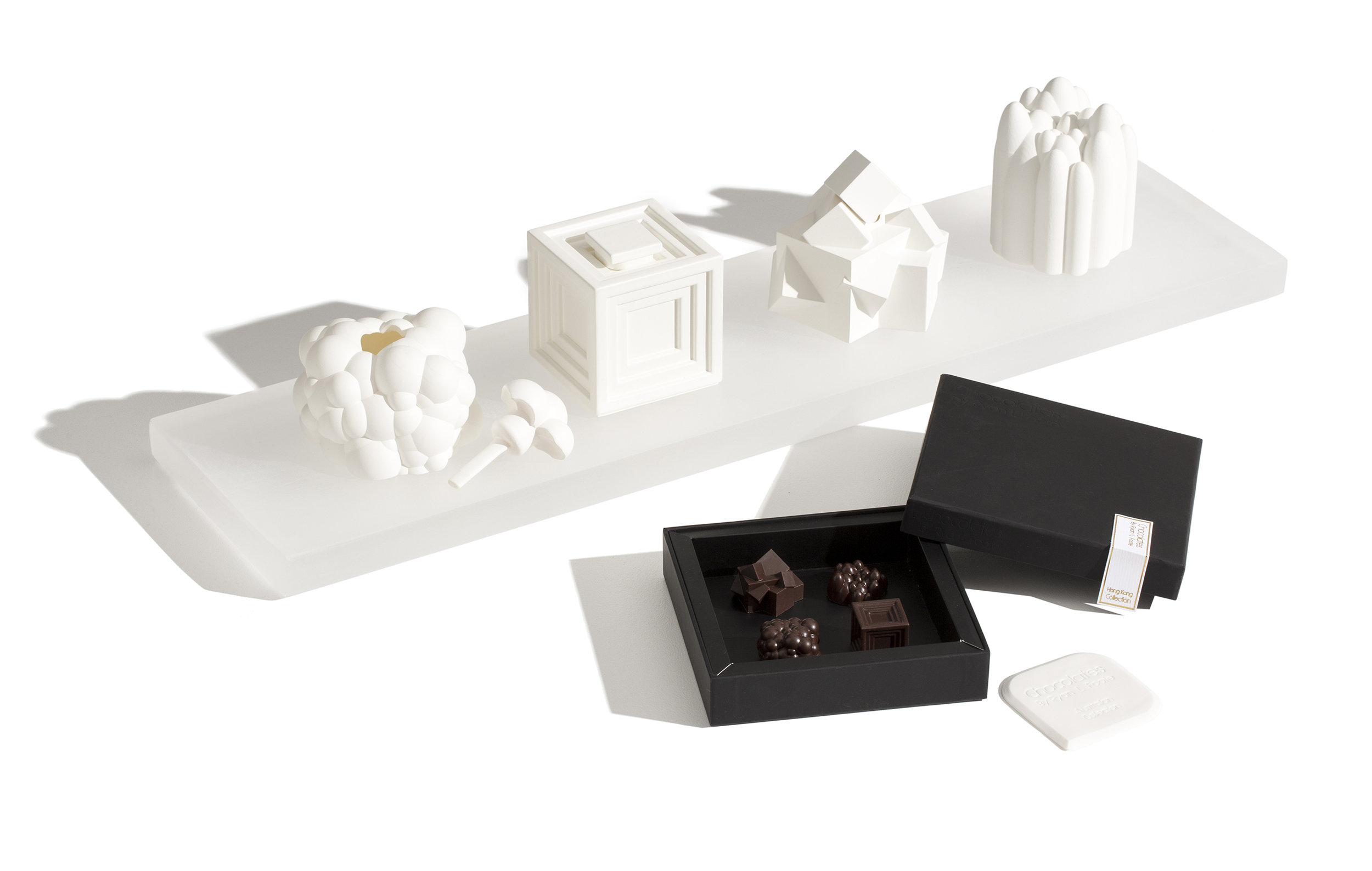 Designed retail experience for 'Chocolates by Ryan L Foote'.jpg