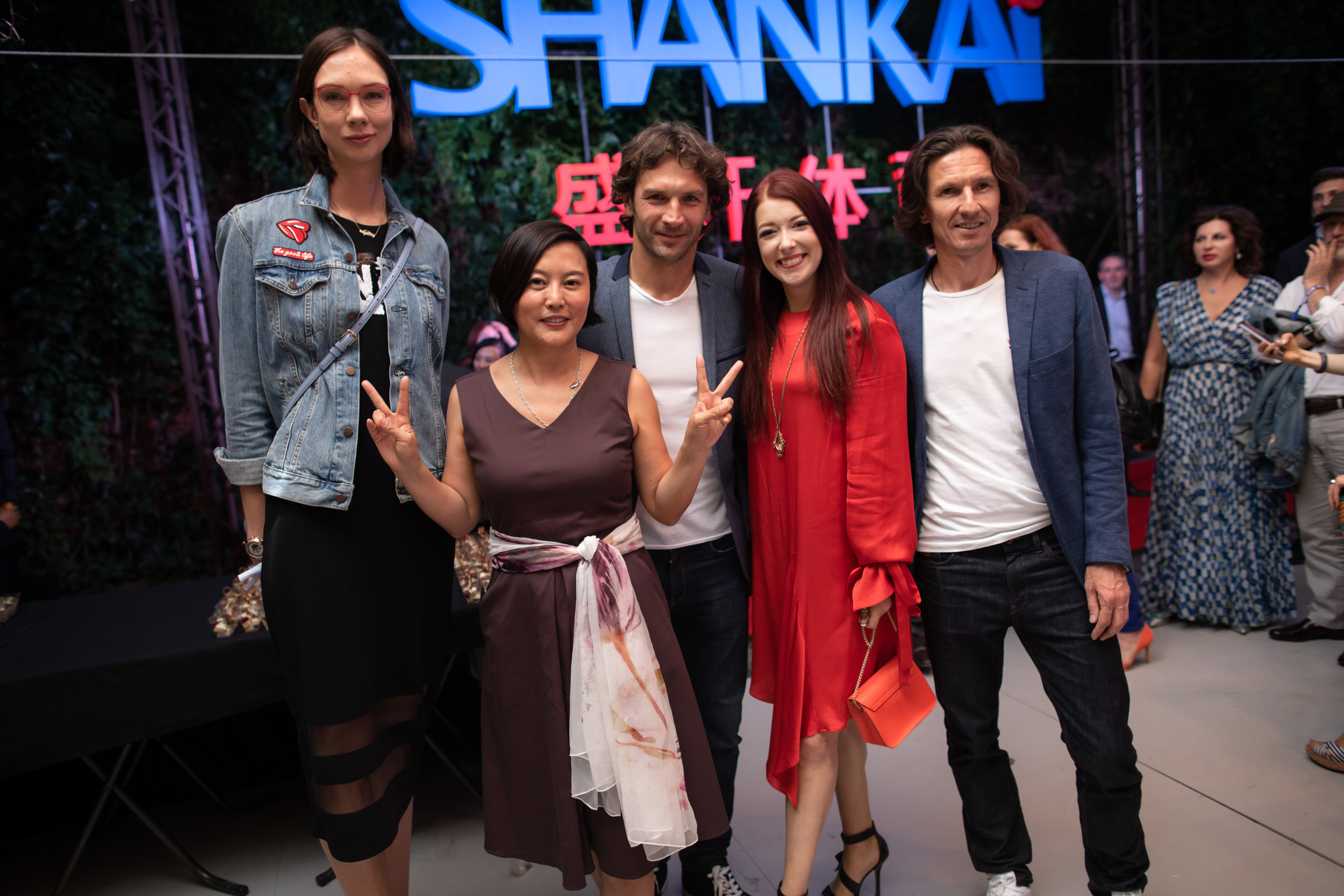 When Chinese sports marketing agency Shankai Sports asked Eventica to organise a special party night in Moscow for them, Community Football was the perfect fit -