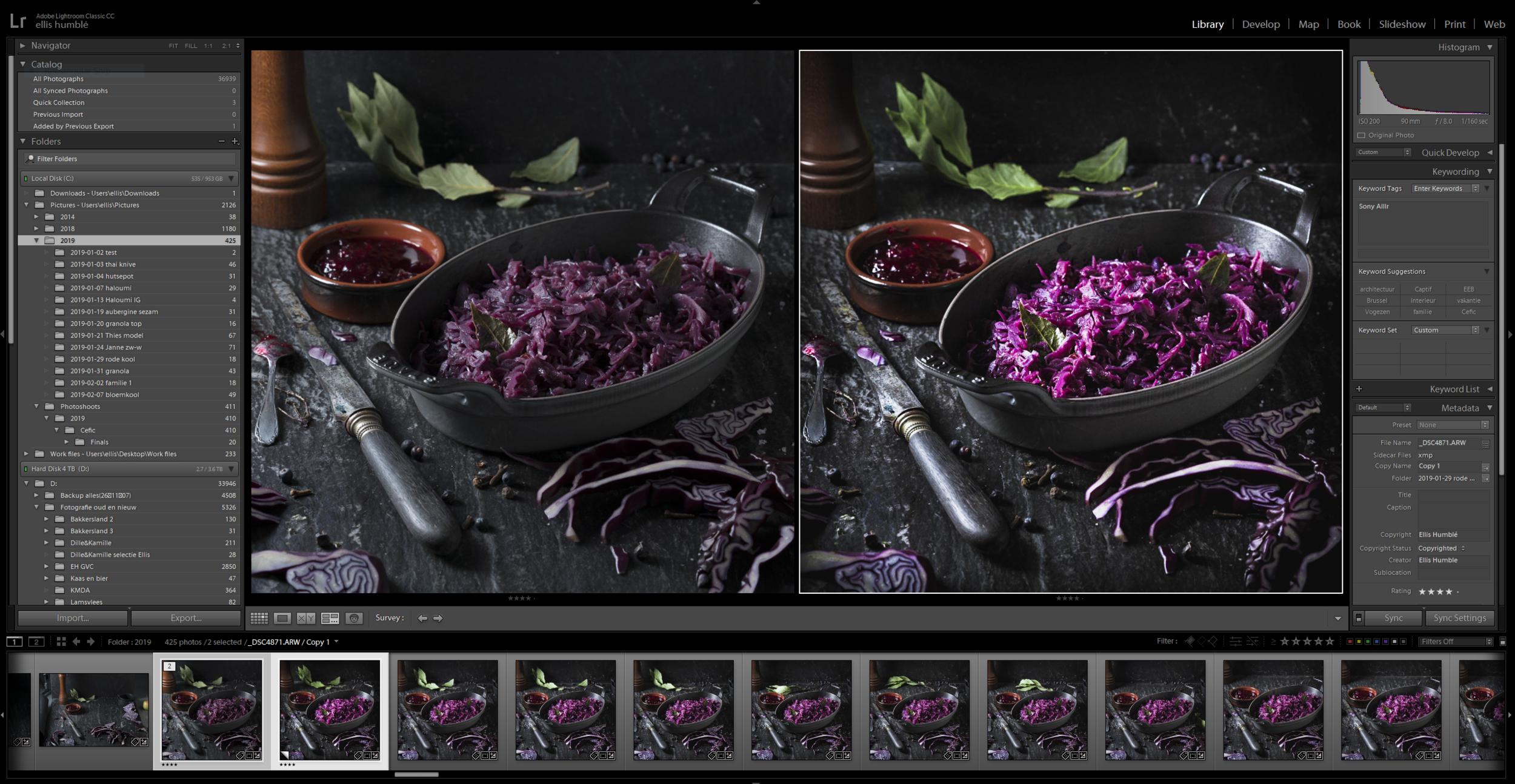 Ontwikkelen in Lightroom om het maximale uit elk beeld te halen