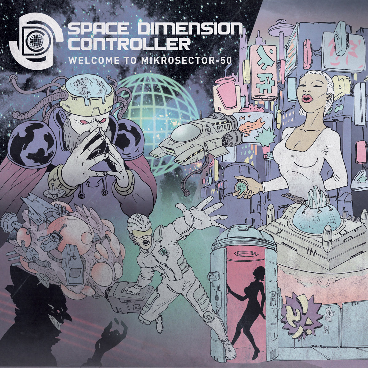 Space Dimension Controller - Welcome to Mikrosector-50