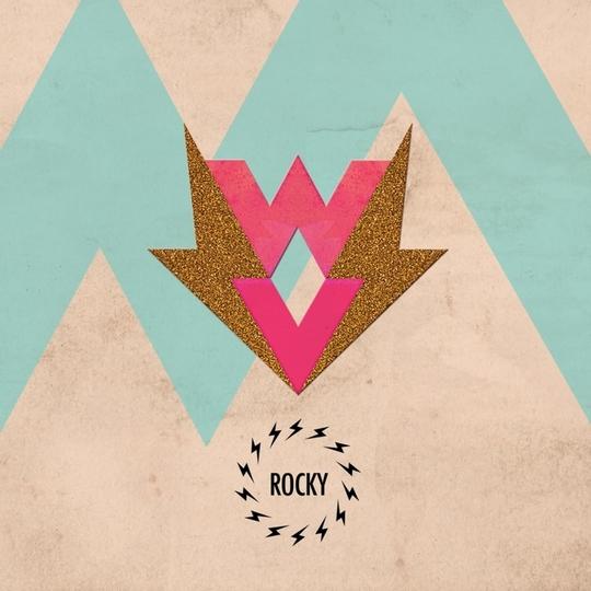 Wonder Villains - Rocky