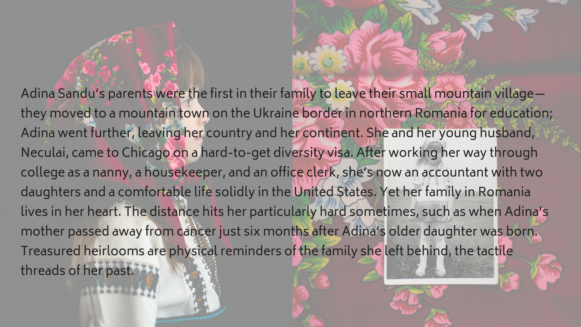 Adina Sandu's parents were the first in their family to leave their small mountain village—they moved to a mountain town on the Ukraine border in northern Romania for education; Adina went further, leaving her countr-2.jpg