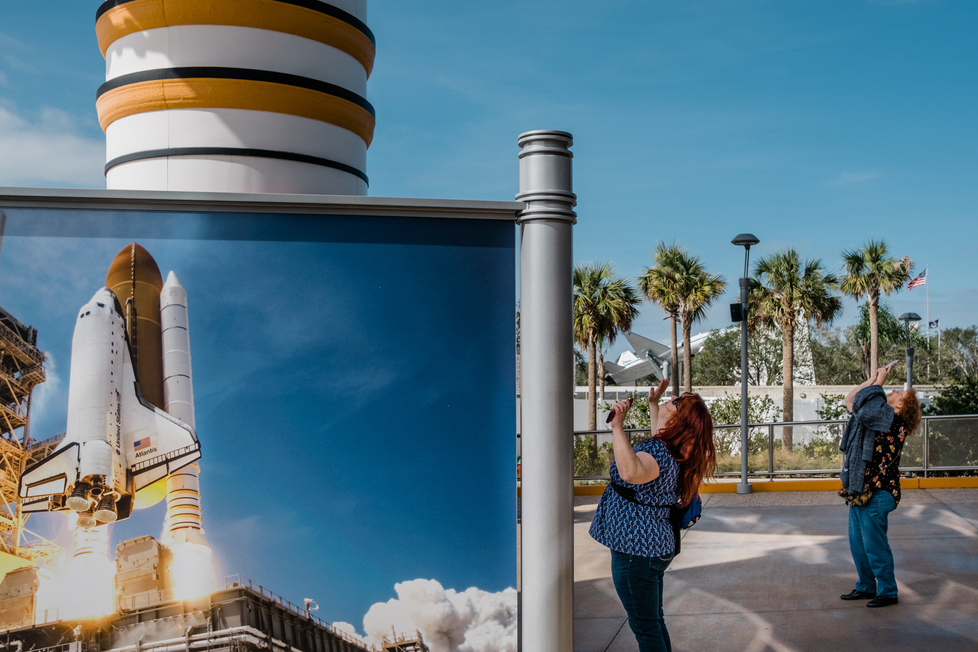 Kennedy Space Center, 2018