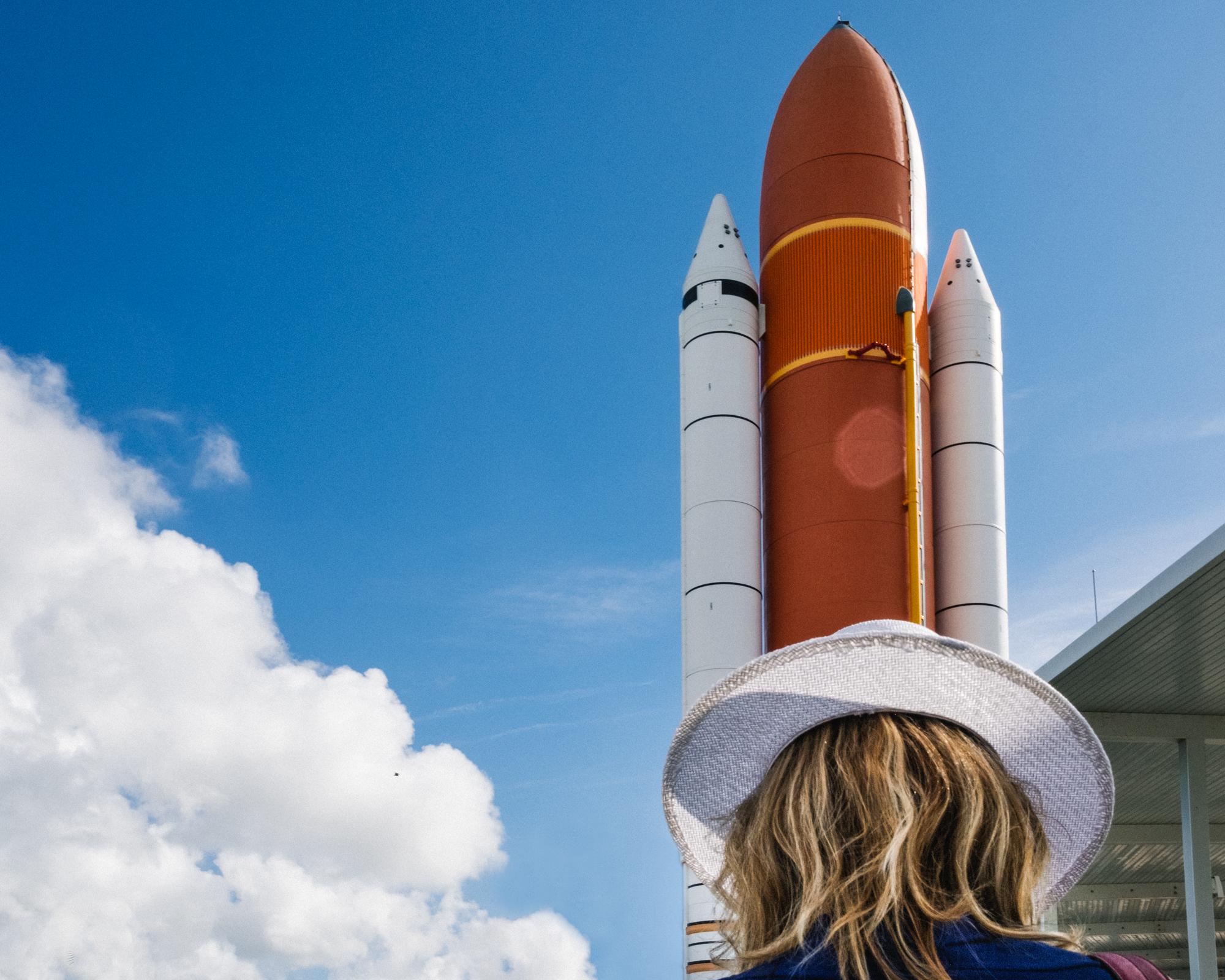 Space Shuttle Atlantis, 2018