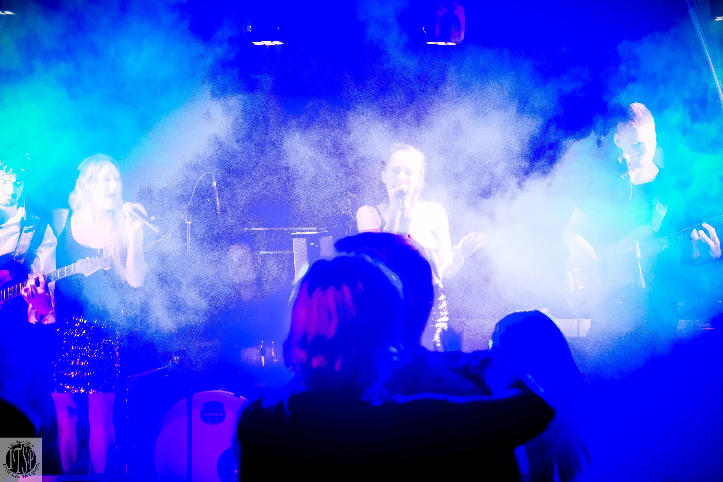 Revolve Wedding Band London