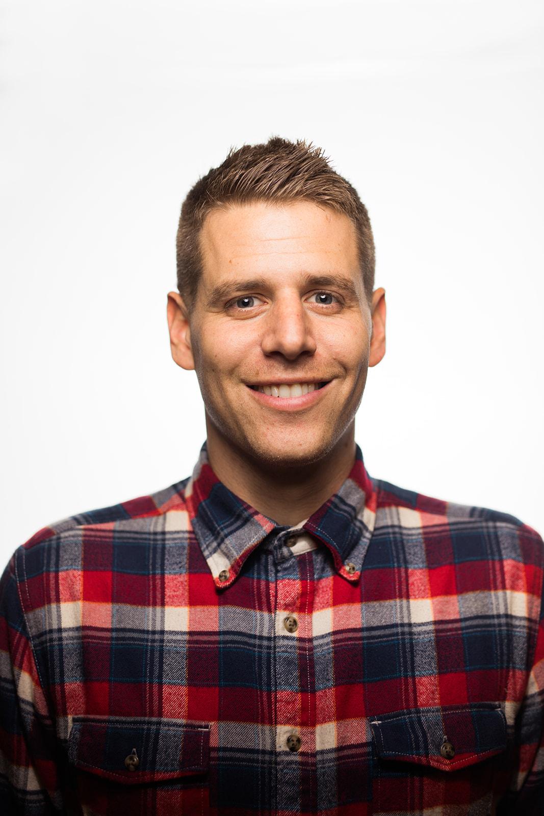 Matt Chewning - Lead Pastor