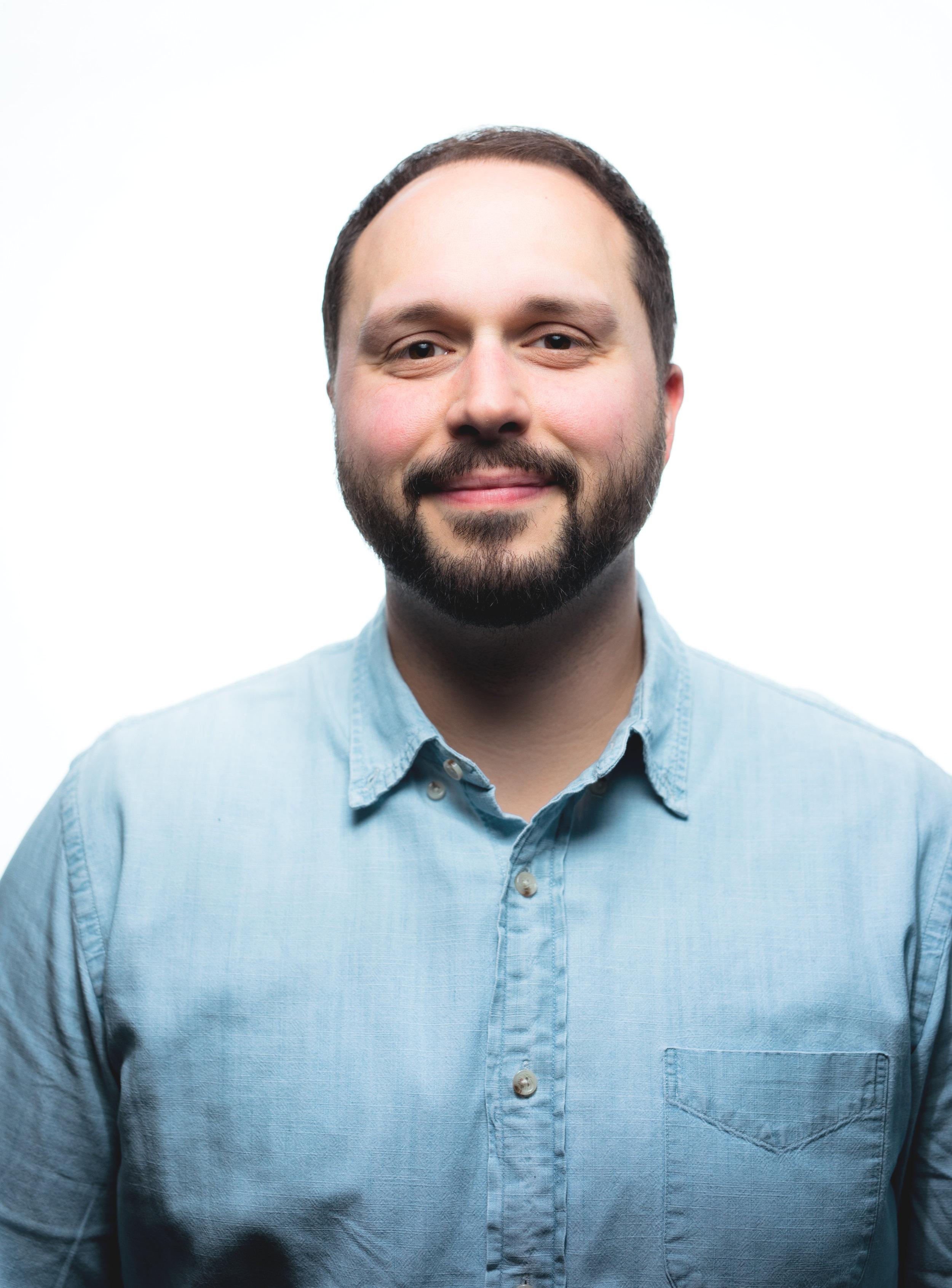 Travis Boyd - Executive Pastor