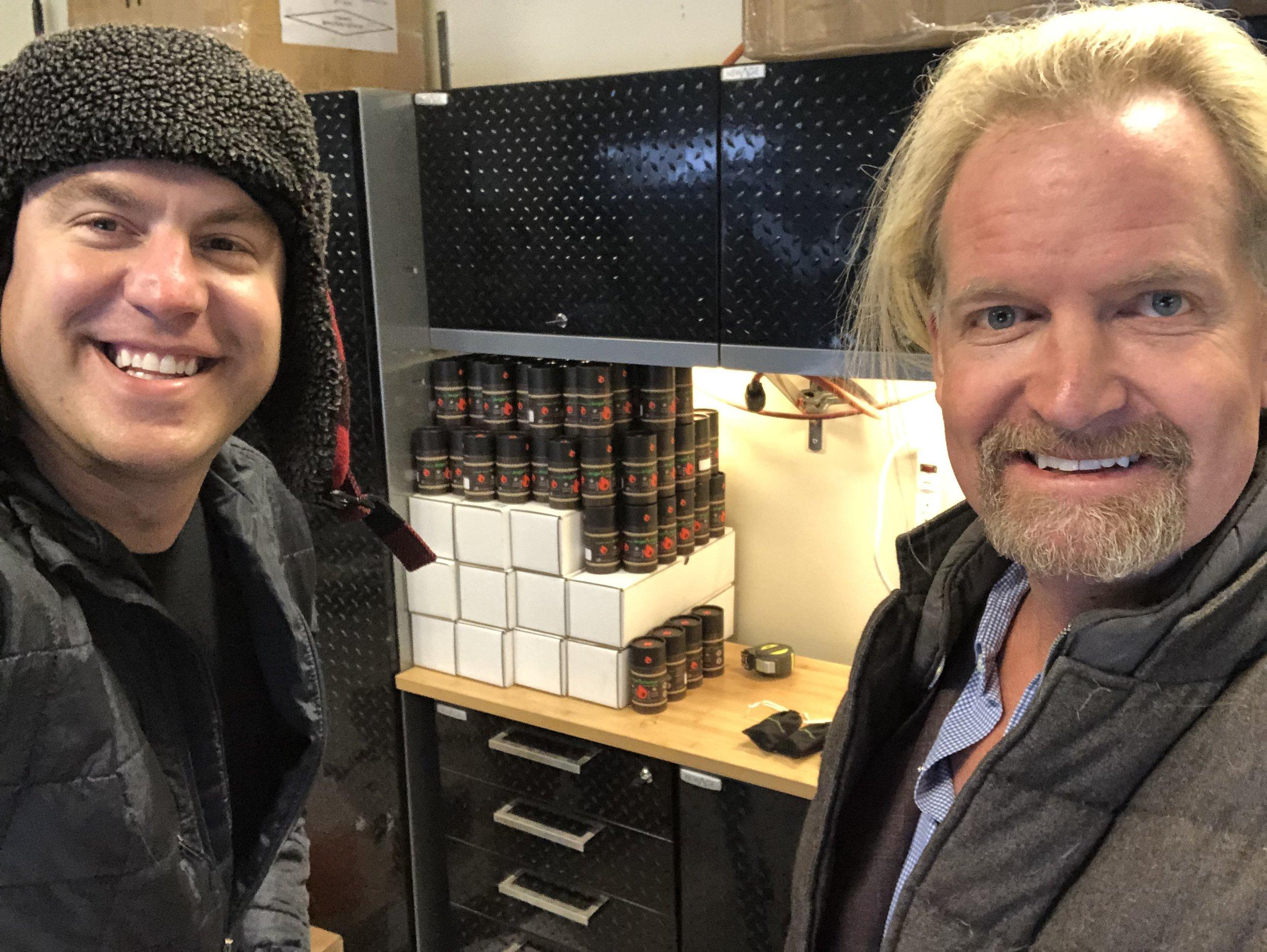 Founders of CBD Hemp Oil Company: AngelsHemp.com