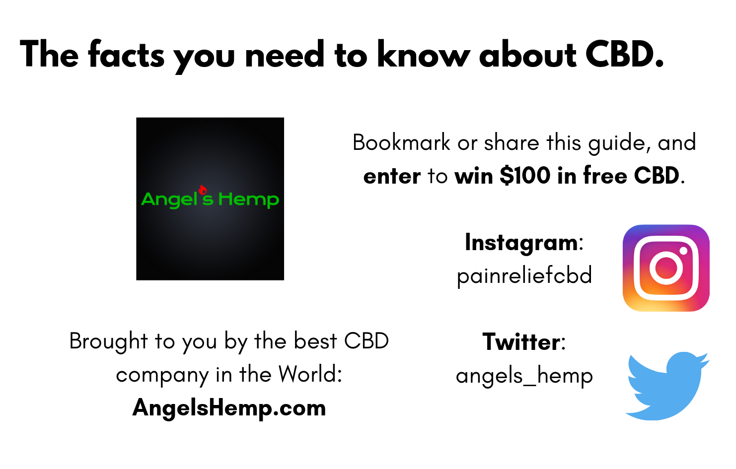 """What is CBD? Complete guide about CBD for people searching to learn more about """"CBD"""": by AngelsHemp.com"""