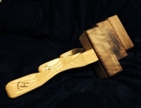 Rock-n H Woodshop Dead Blow Mallet
