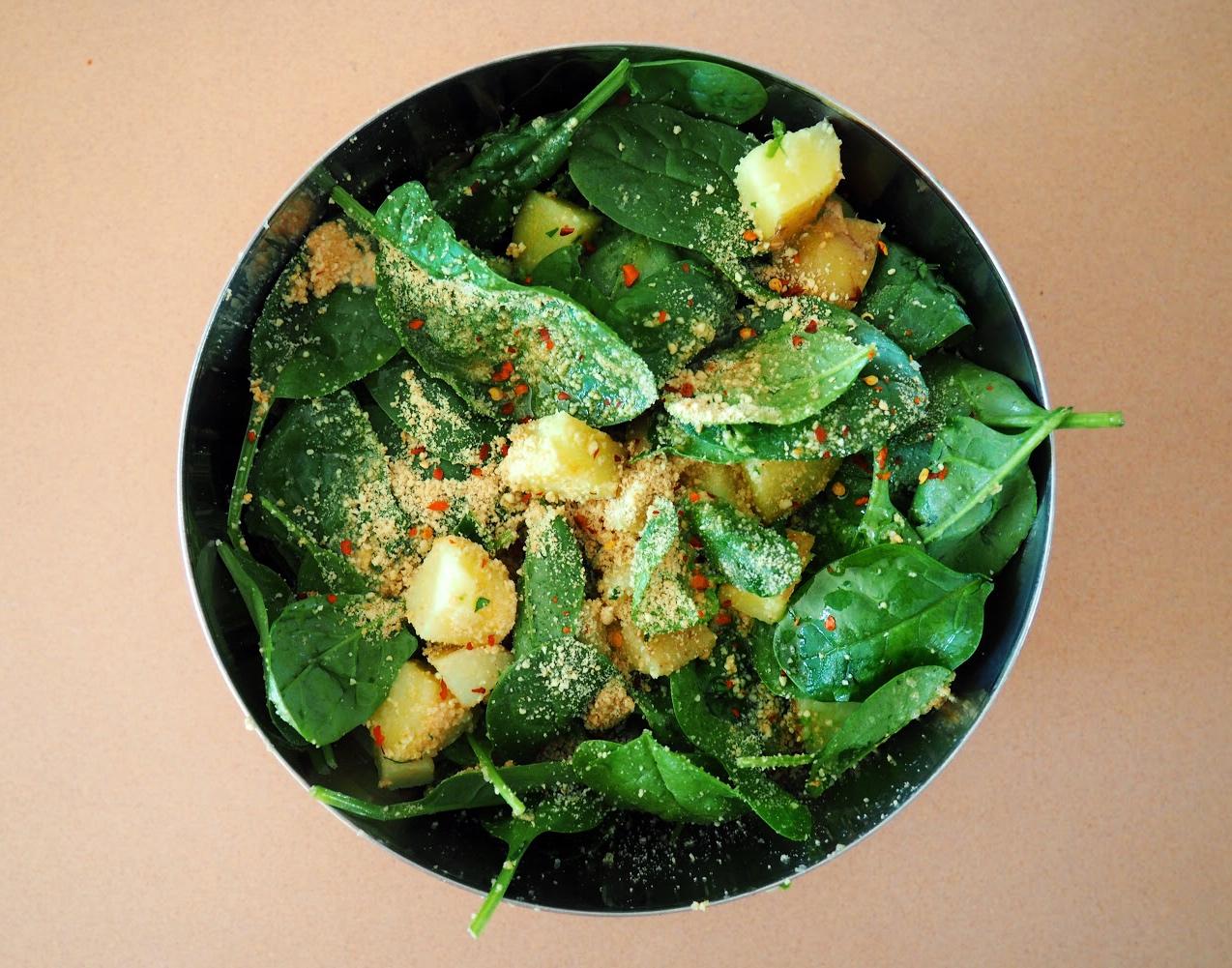 plant-based-new-potato-salad, vegan-new-potato-salad