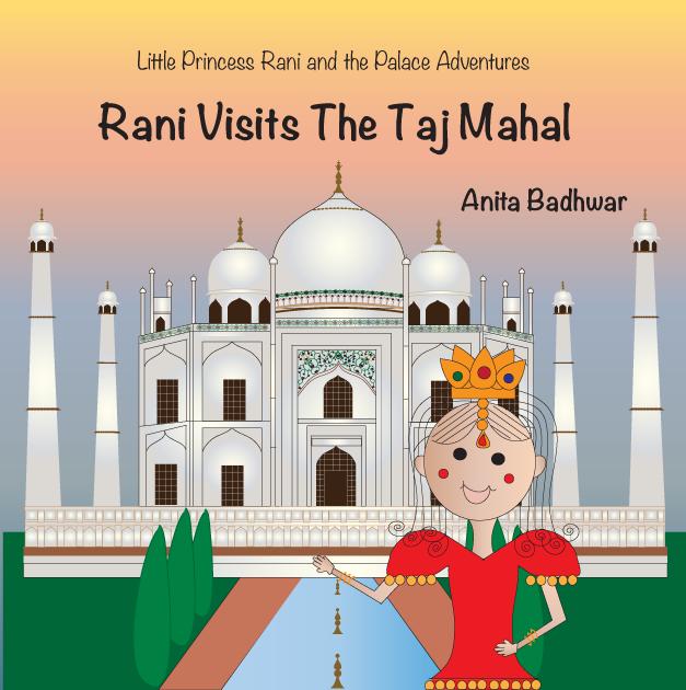 Rani Visits The Taj Mahal New Edition 2019.png