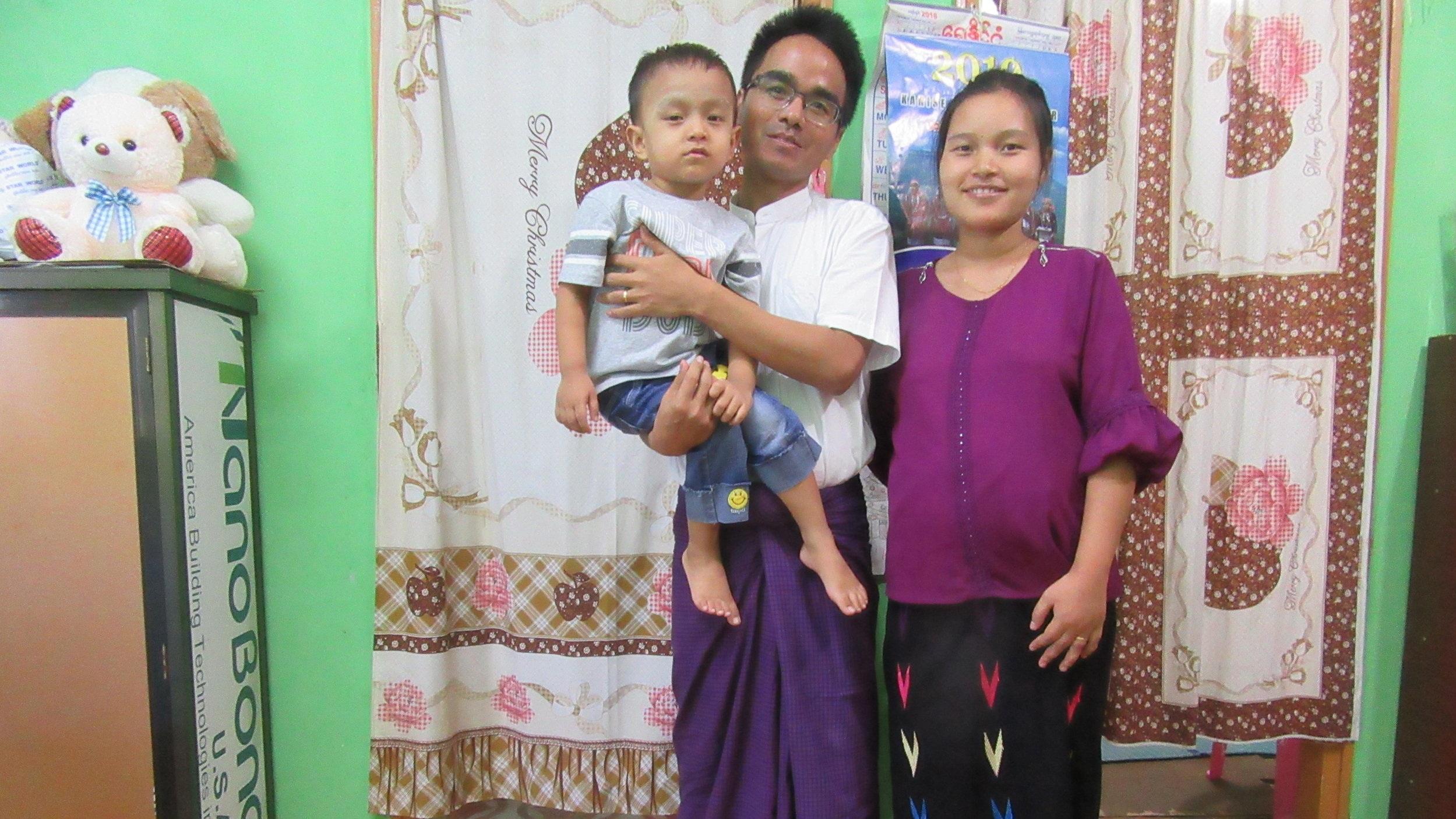 Pastor Manaai & Pai Pai - Church Planters South East Asia