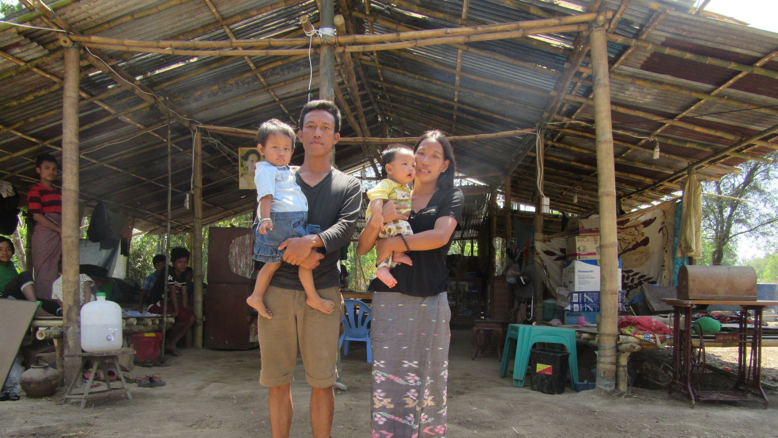 Awn & Cherry - Children's Home Parents South East Asia