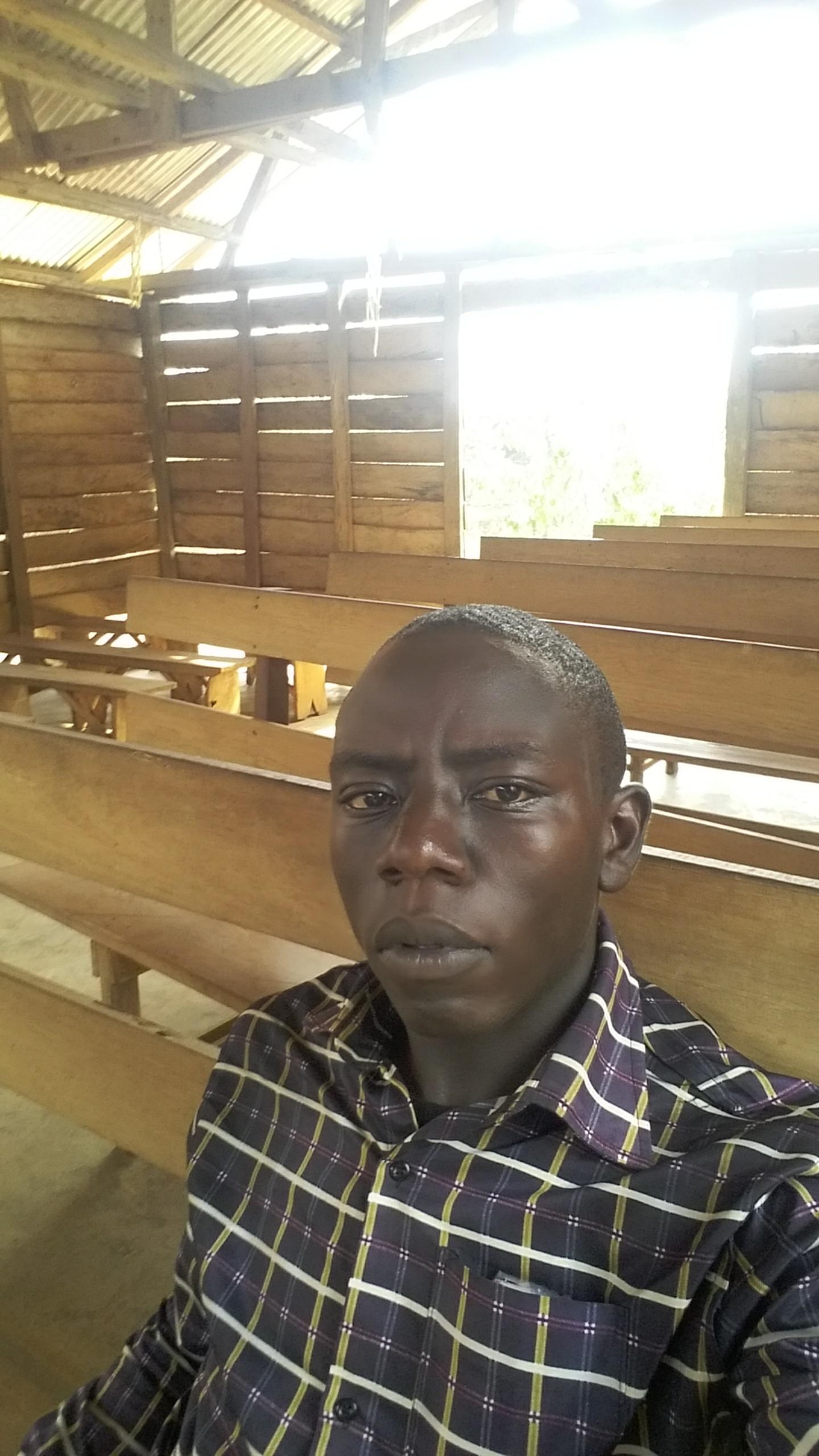 Pastor Emmanuel - Church Planter Batibo, Northwest Region Cameroon