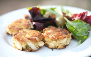 Keep-'em-coming Crab Cakes