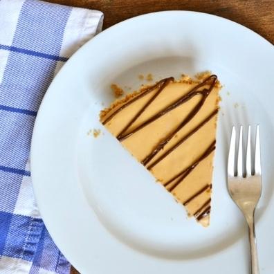 Dulce de Leche Ice Box Pie