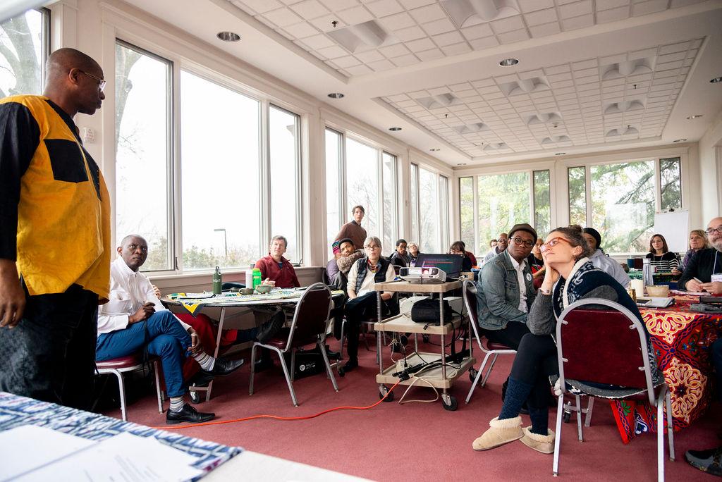 Community Trustbuilding Fellowship — IofC US