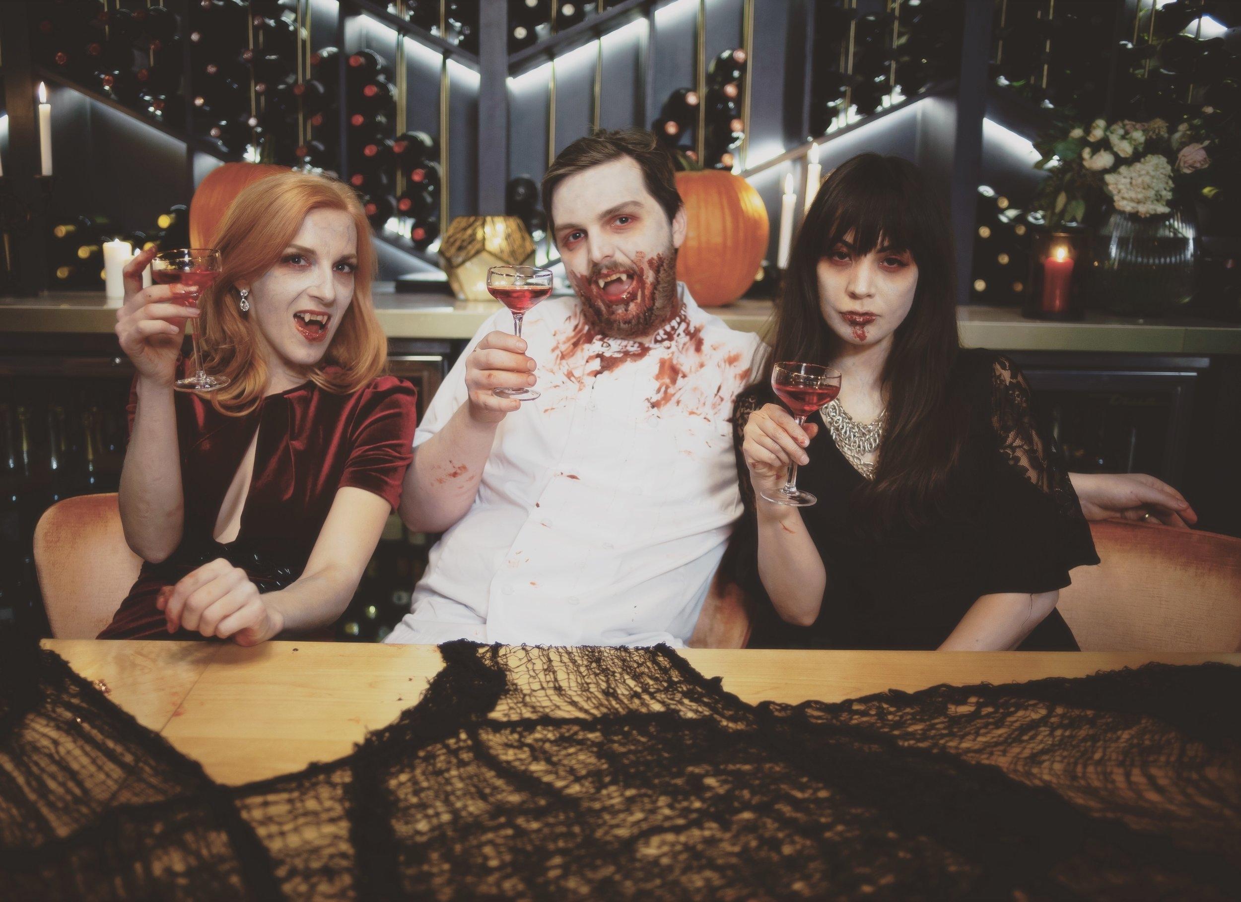 The Vampires of Bacchanal
