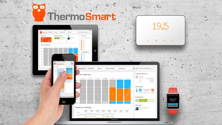 De ondernemer achter ThermoSmart