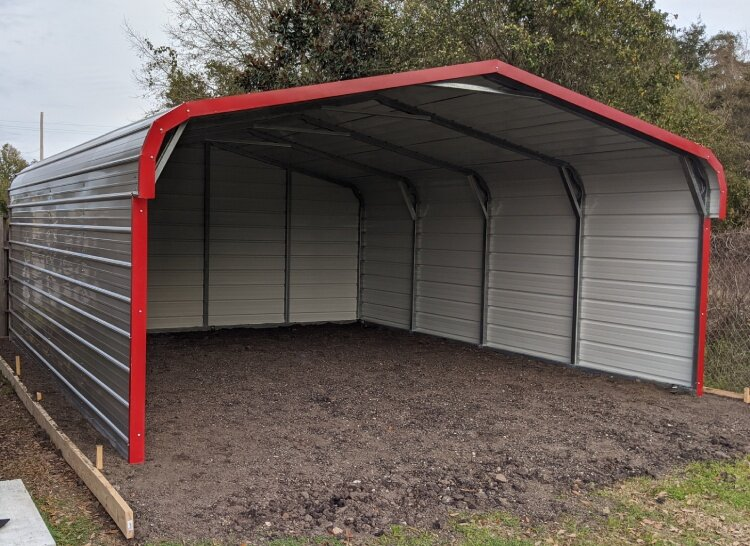 Carports In Pace Fl Your Local Dealer For Carports And Steel Buildings The Backyard Barn Storage Sheds And Steel Buildings