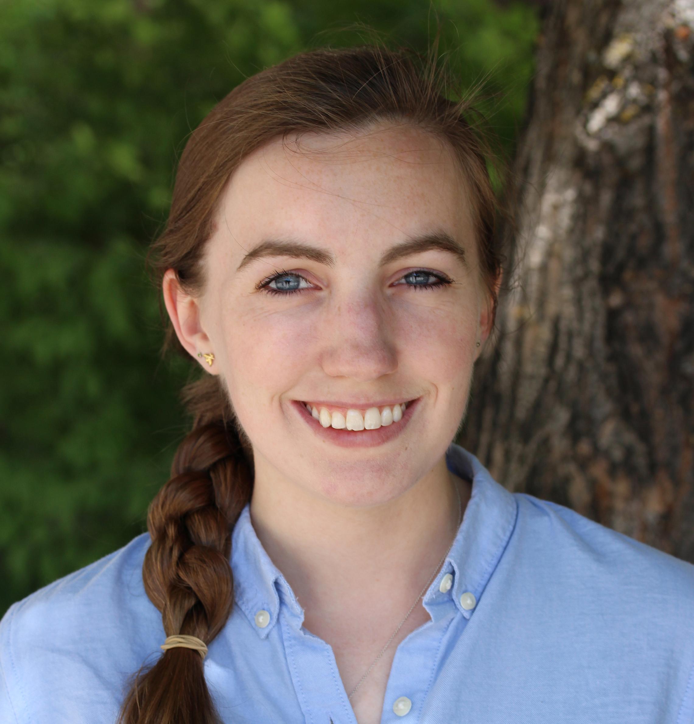 Sarah Lusk - Graduate Student - Kristen Kwan Lab