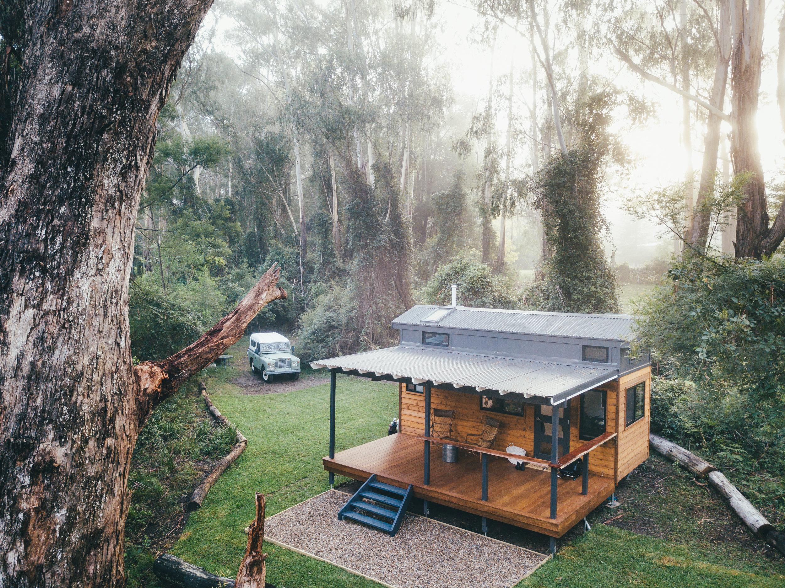 Tallarook Tiny Home