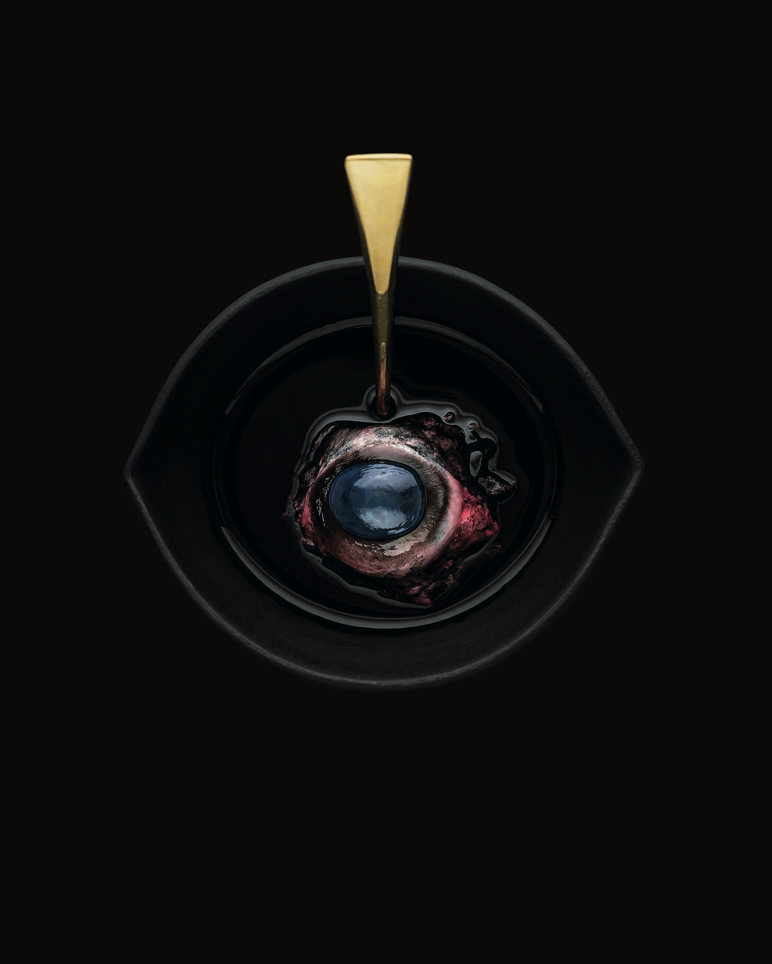 Wild Boar's eye Bloody Mary by Adam Turner from Eat the Problem by Kirsha Kaechele (Mona, $277.77, mona.net.au). Photo credit Mitch Osborne(1).jpg