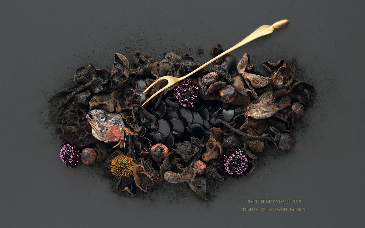 River trout No Youzuri by Tobias Fiegel and Daniel Jackson. Image: Rémi Chauvin