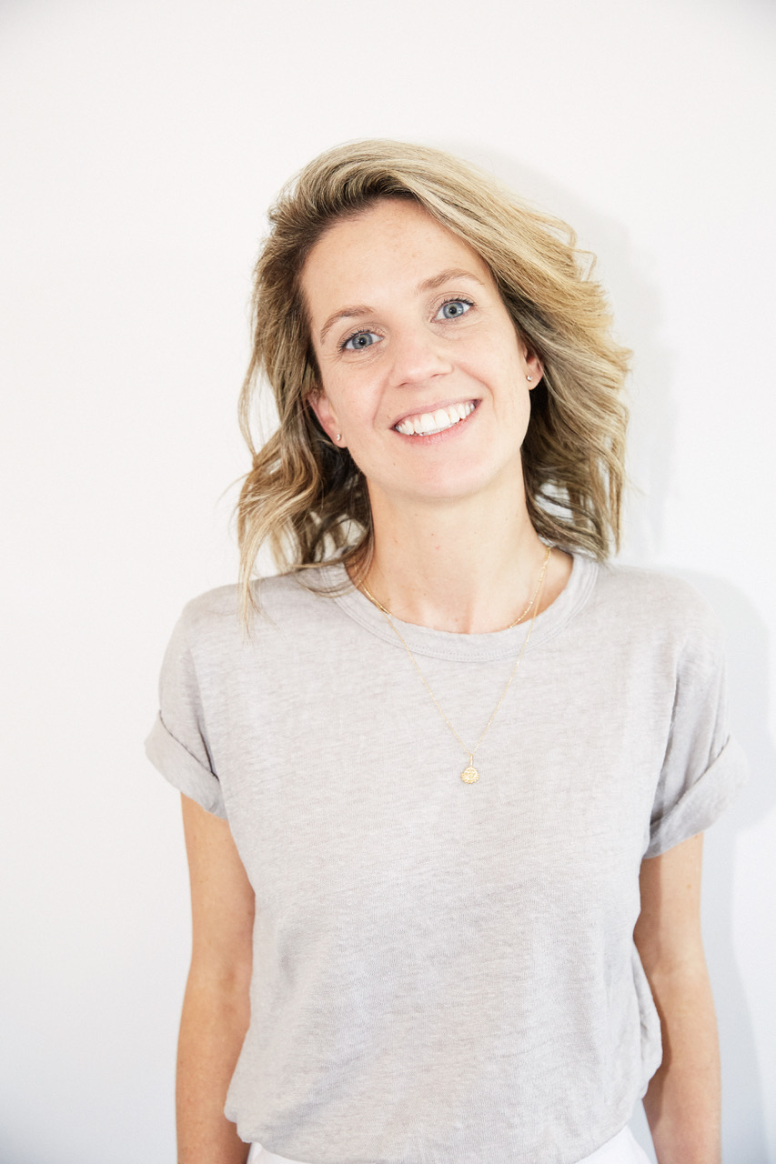 Rachel Crethar, founder and curator of  Rock and Co